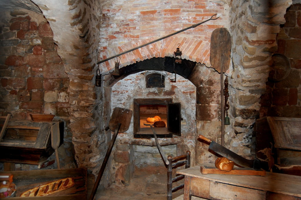 Antiguo horno de pan de Torà